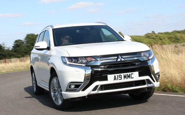 Outlander PHEV is still a sales success